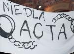 Protesty przeciw ACTA